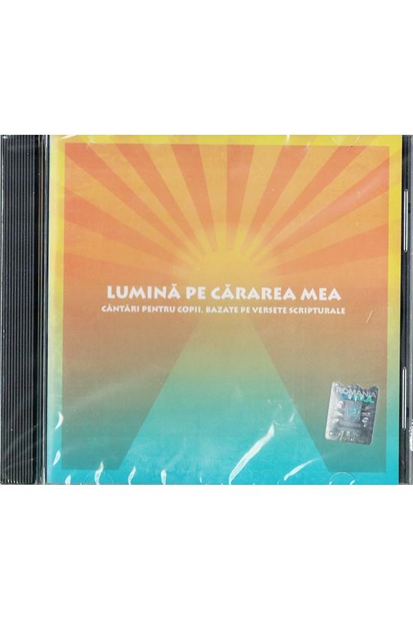 CD voci - Lumină pe cărarea mea