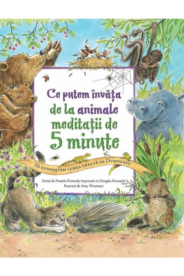Ce putem învăța de la animale - Meditații de 5 minute