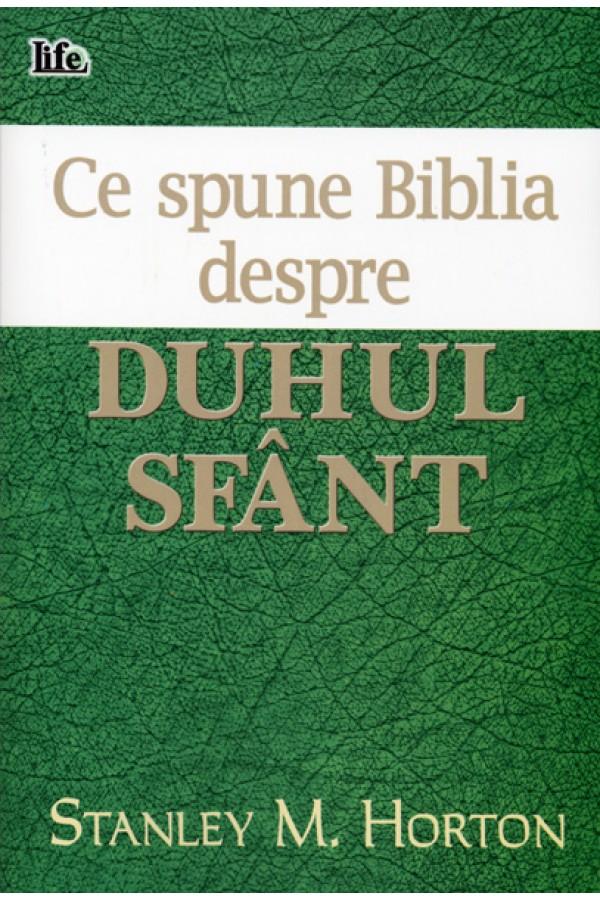 Ce spune Biblia despre Duhul Sfânt