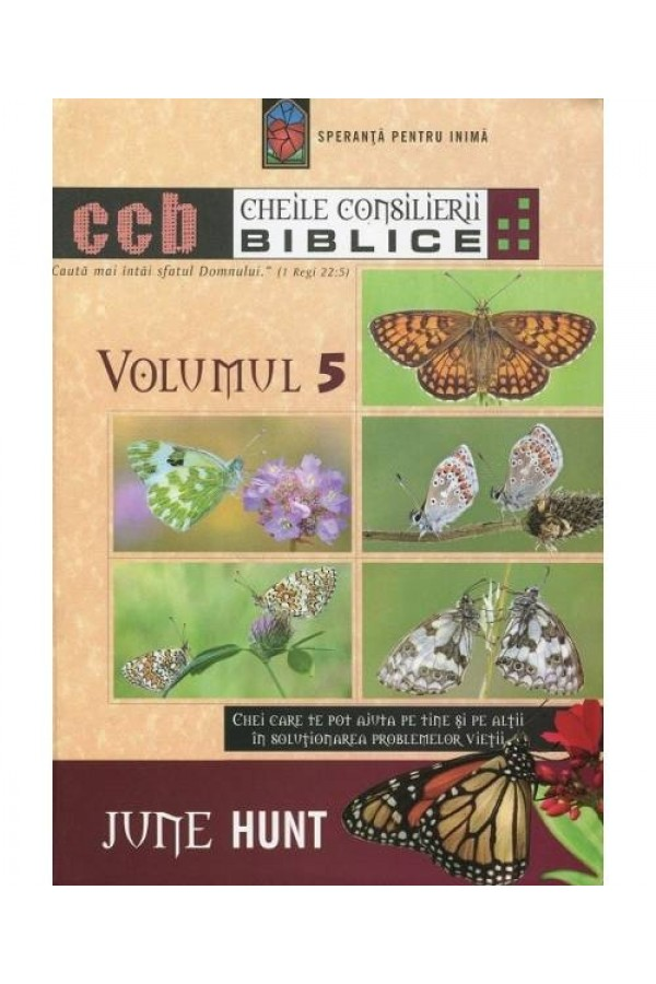 Cheile consilierii biblice - vol. 5