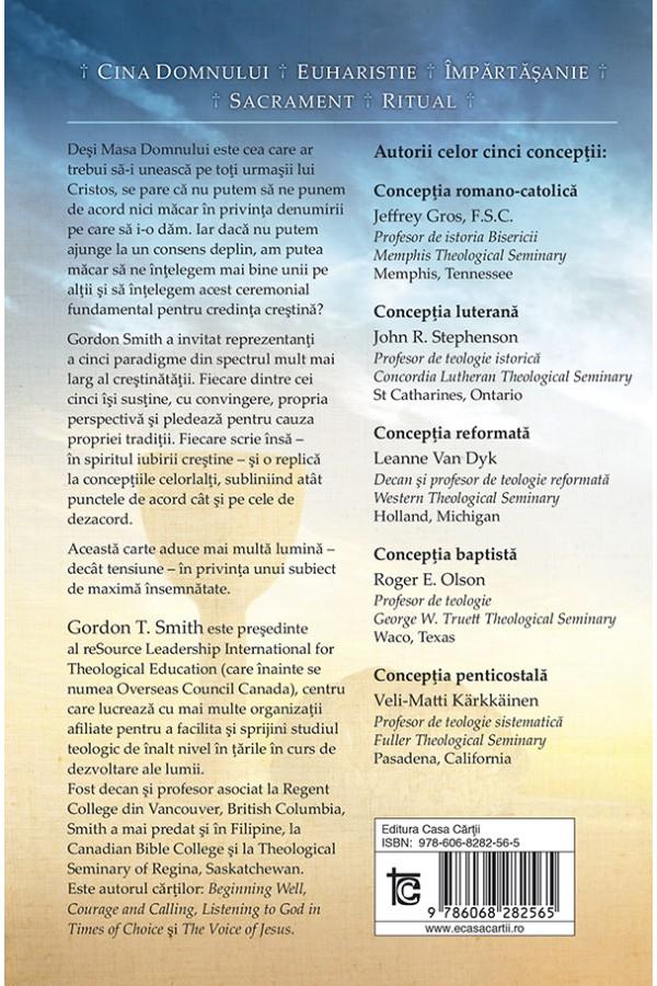 Cinci concepţii despre Cina Domnului