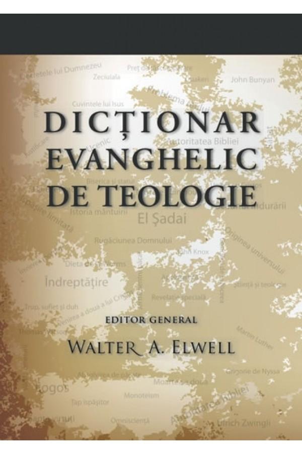 Dicționar evanghelic de teologie