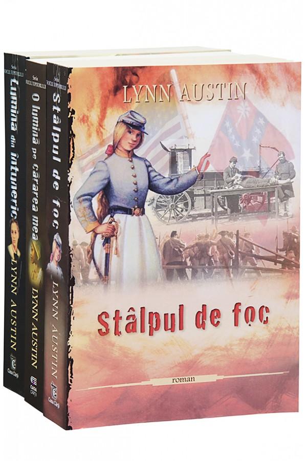 SERIA Focul topitorului - 3 volume