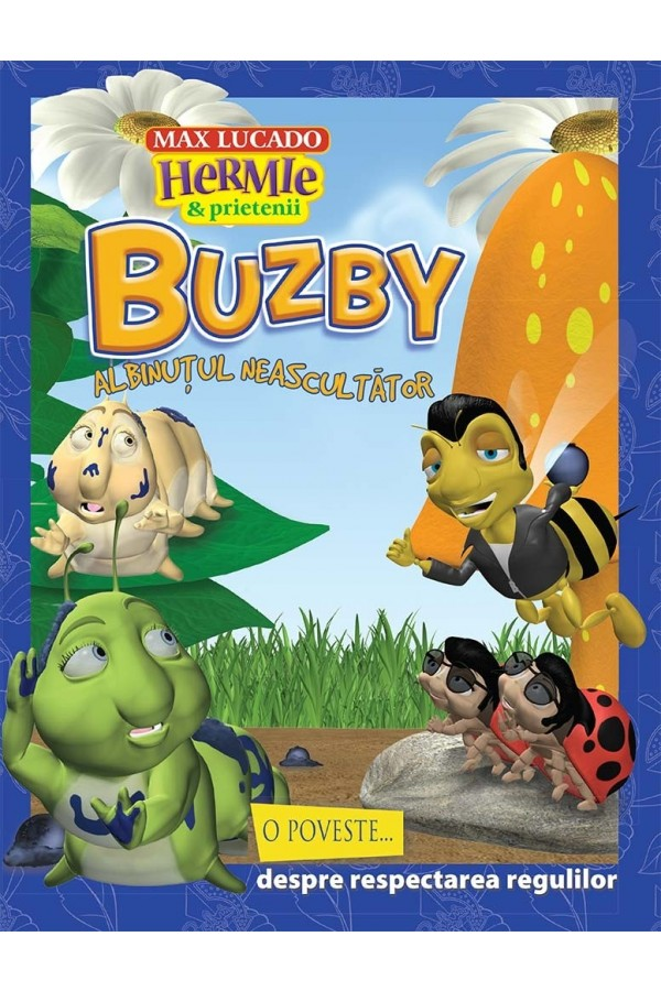 Hermie - Buzby, albinuțul neascultător