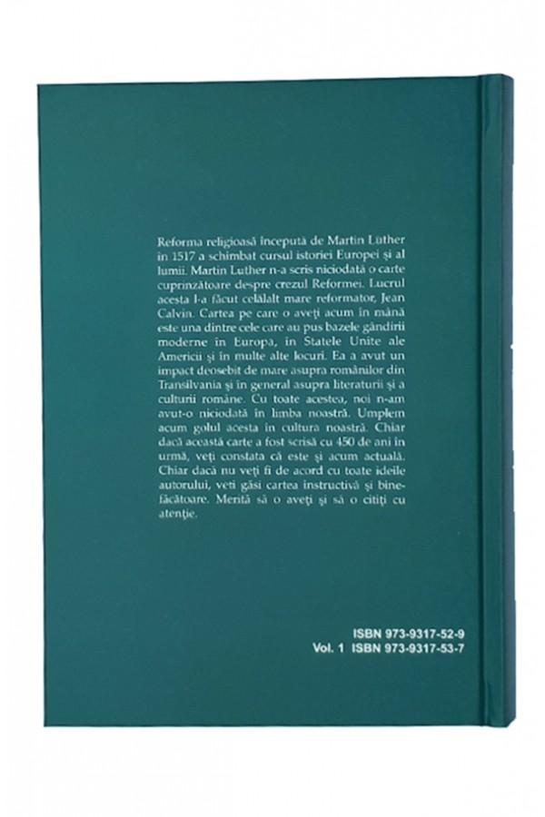 Învățătura religiei creștine - volumele 1 și 2