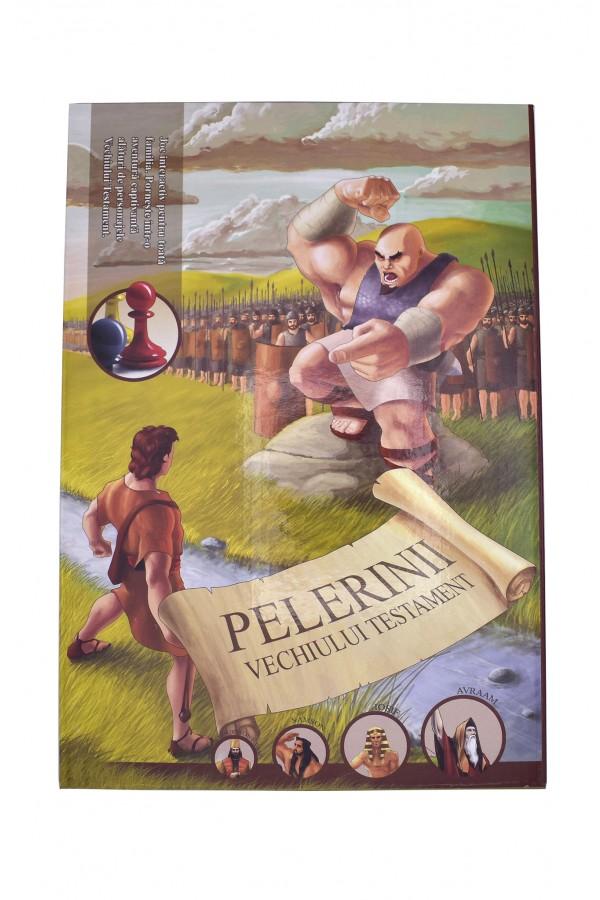 Pelerinii Vechiului Testament - Joc interactiv