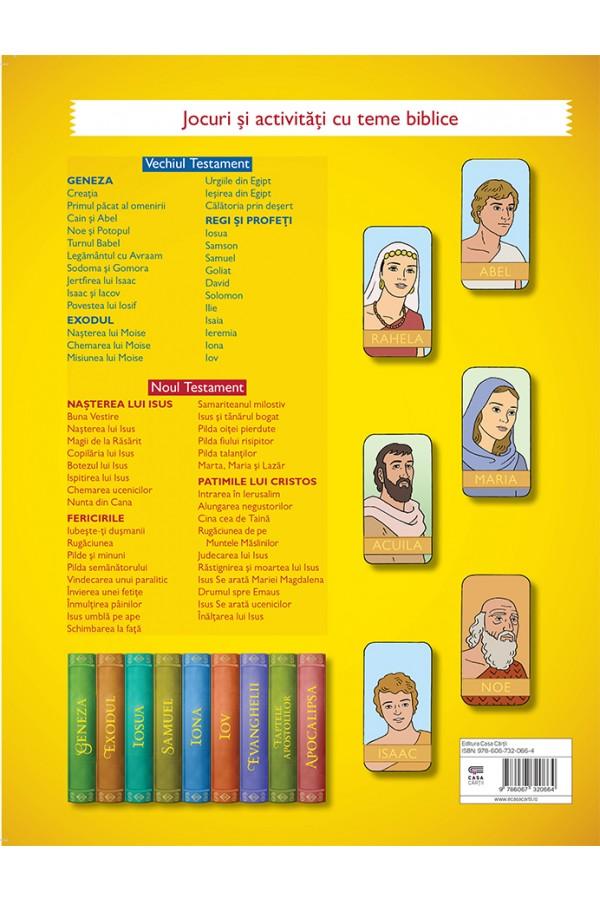 Jocuri biblice pentru copii