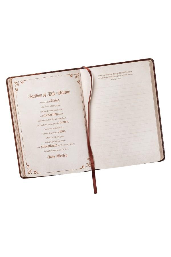 Jurnal de lux - In Christ Alone - format mare