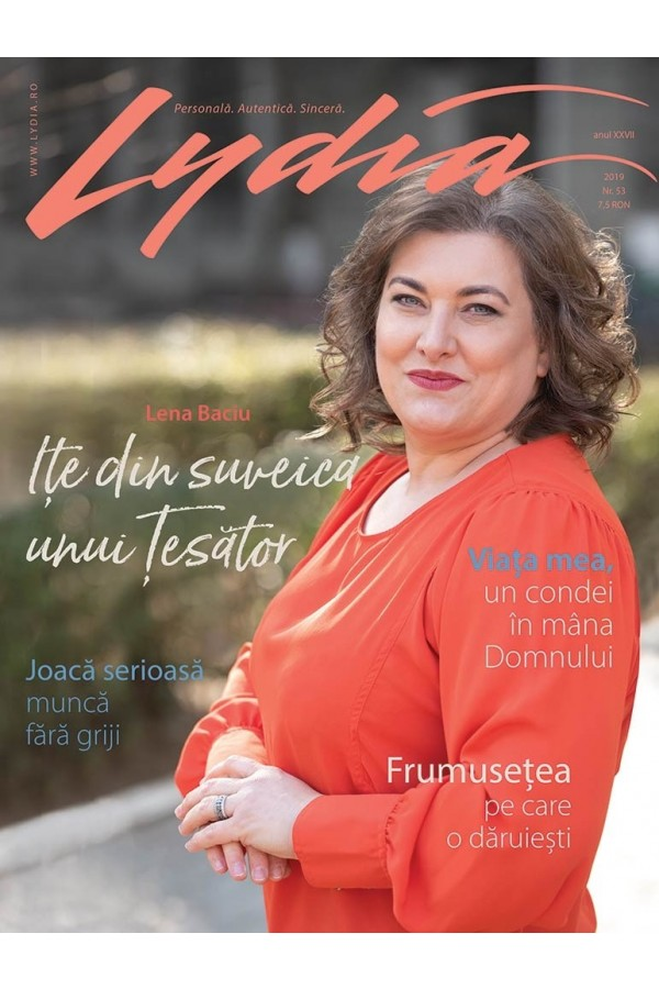 Lydia - Revistă creștină pentru femei - nr. 53