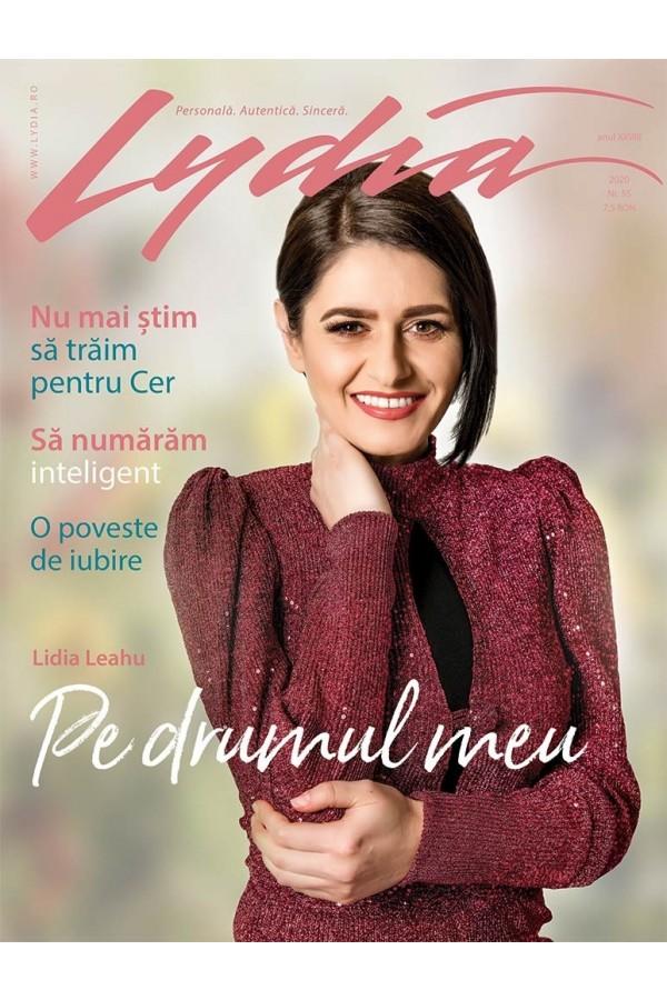 Lydia - Revistă creștină pentru femei - nr. 55