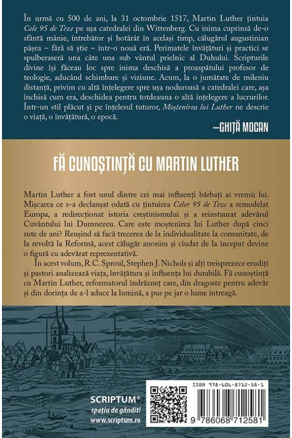 Moștenirea lui Luther