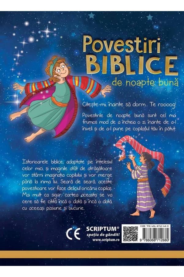 Povestiri biblice de noapte bună