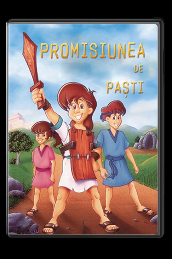 Promisiunea de Paști - desene animate pentru copii