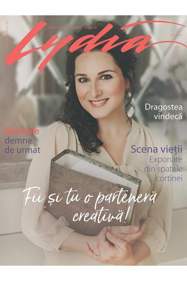 Lydia - Revistă creștină pentru femei - nr. 54