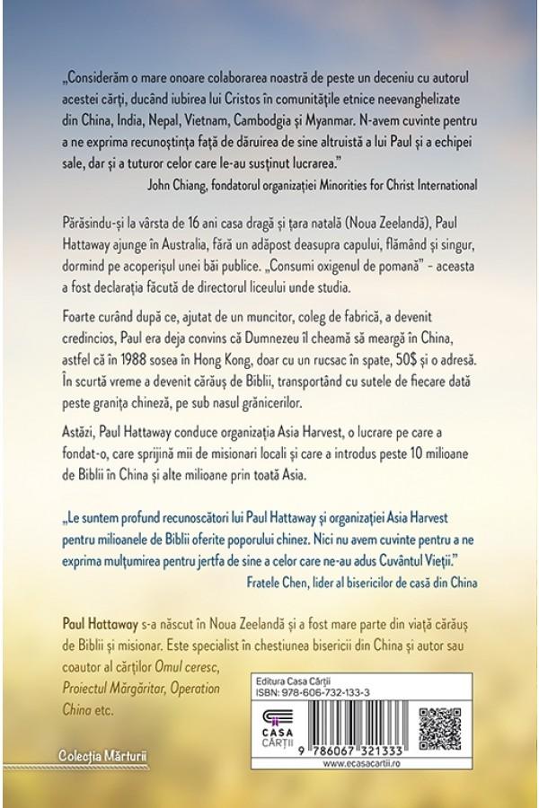 Seceriș bogat în Asia - o autobiografie misionară