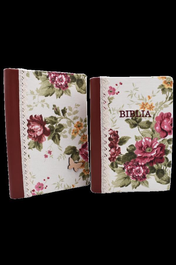 Set Biblie + jurnal handmade - model 7