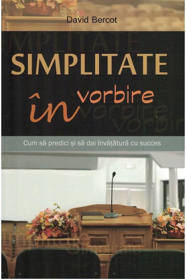 Simplitate în vorbire