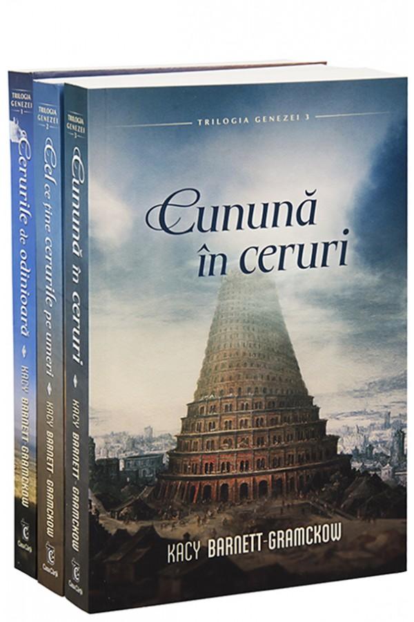 SERIA Trilogia Genezei - 3 volume