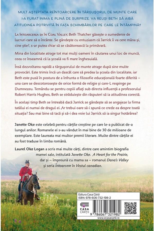"""Triumful speranței - seria """"Întoarcere în Vestul canadian"""", vol. 3"""