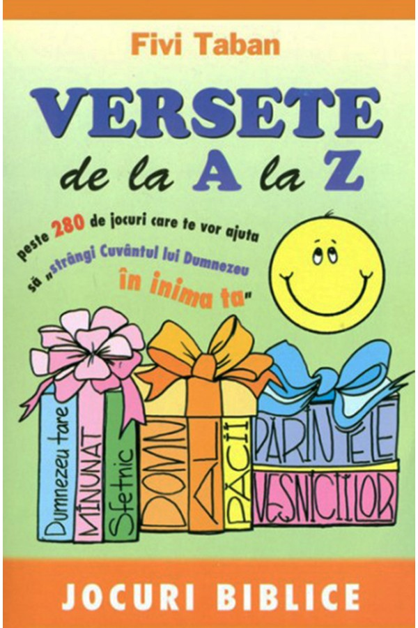 Versete biblice de la A la Z