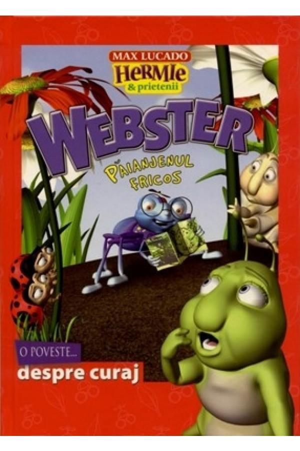 Hermie - Webster, păianjenul fricos